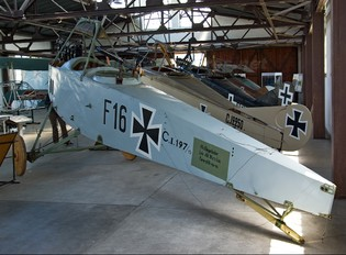 197/15 - Germany - Imperial Air Force (WW1) Albatros C I