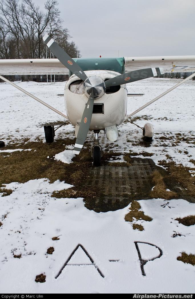 Private D-EADM aircraft at Donauwörth - Genderkingen