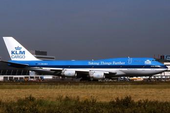 PH-BUI - KLM Cargo Boeing 747-200SF