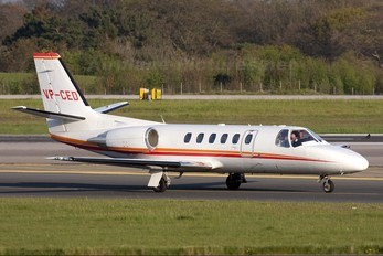 VP-CED - Private Cessna 550 Citation Bravo