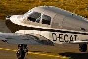 D-ECAT - Private Piper PA-28 Cadet aircraft