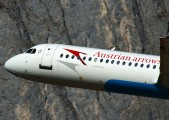 OE-LVL - Austrian Airlines/Arrows/Tyrolean Fokker 100 aircraft