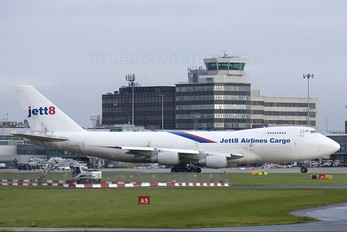 9V-JEA - Jett8 Airlines Cargo Boeing 747-200F
