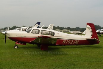 N192JM - Private Mooney M20R