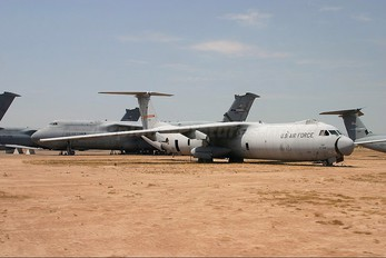 66-0162 - USA - Air Force Lockheed C-141 Starlifter