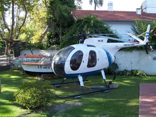 PA-30 - Argentina - Coast Guard Hughes 369HS