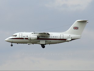 ZE700 - Royal Air Force British Aerospace BAe 146 CC.2