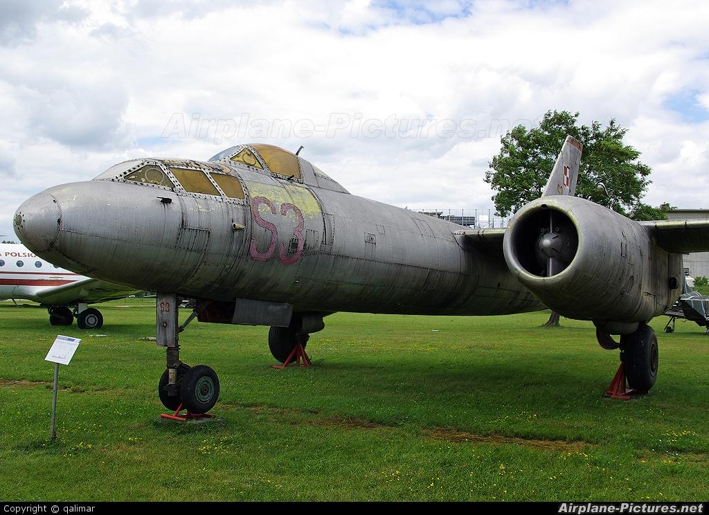 Poland - Air Force S3 aircraft at Kraków, Rakowice Czyżyny - Museum of Polish Aviation