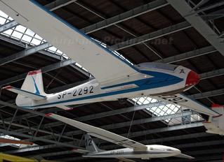 SP-2292 - Aeroklub Polski PZL SZD-22 Mucha