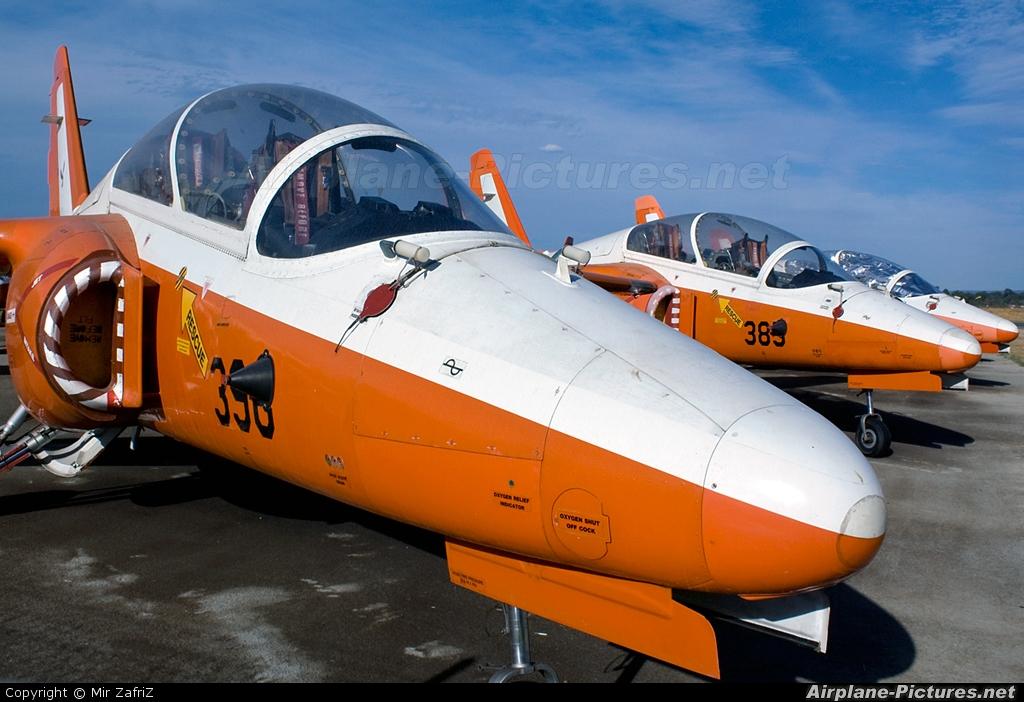 Singapore - Air Force 396 aircraft at Jandakot, WA