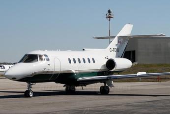 C-FDKJ - Private Hawker Beechcraft 800