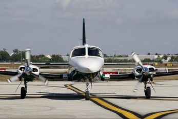 N414RG - Private Cessna 414