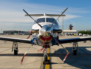 EC-JFO - Private Pilatus PC-12