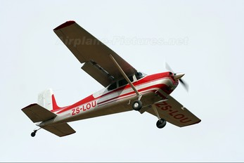 ZS-LOU - Private Cessna 180 Skywagon (all models)