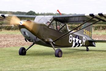 N6438C - Private Stinson L-5 Sentinel