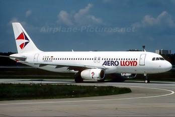 D-ALAB - Aero Lloyd Airbus A320