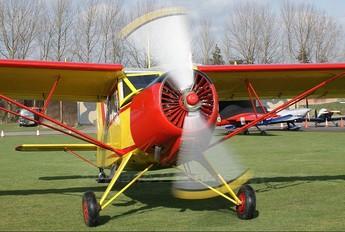 HA-HUB - Private Yakovlev Yak-12M