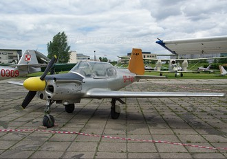 SP-PAK - PZL Mielec PZL M-4P Tarpan