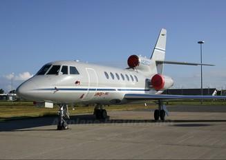 N586CS - Private Dassault Falcon 50