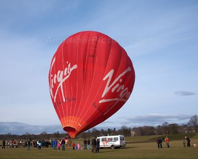 G-VBFK - Virgin Balloon Flights Cameron Z series