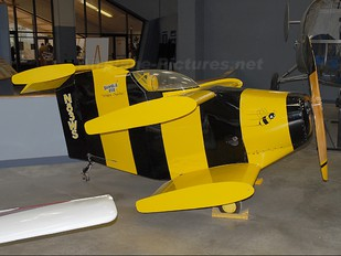 N83WS - Private Homebuilt Starr Bumble Bee