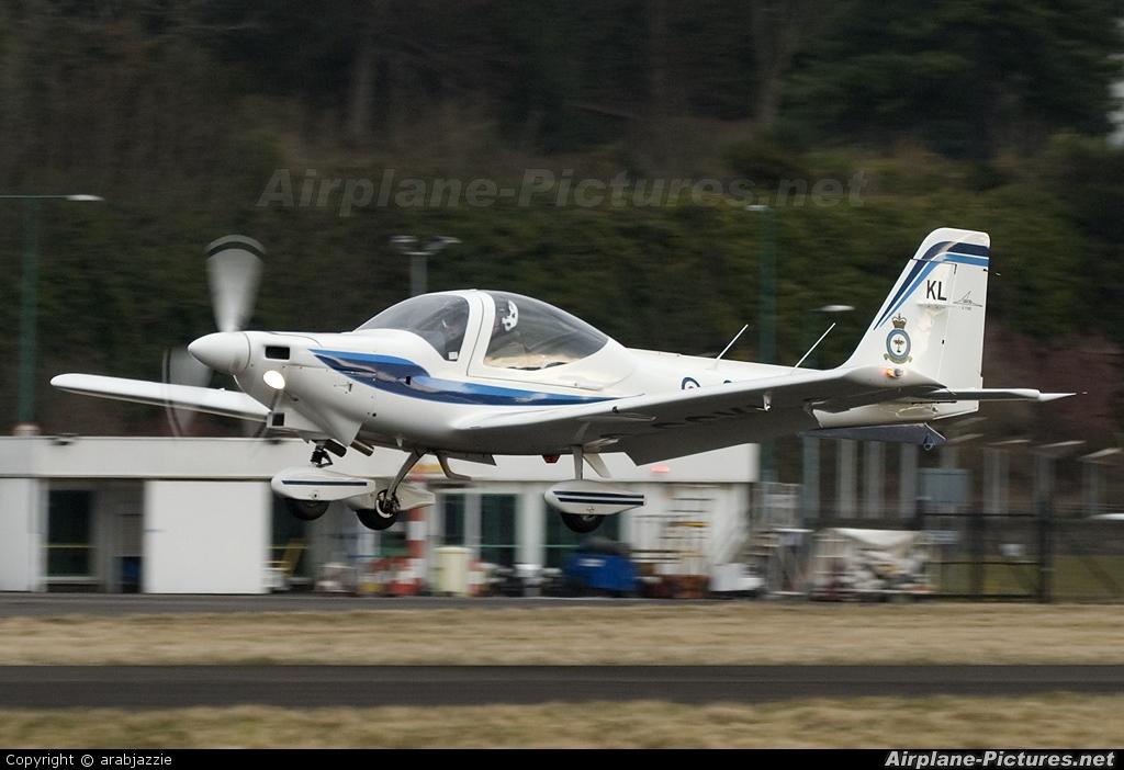 VT Aerospace G-CGKL aircraft at Dundee