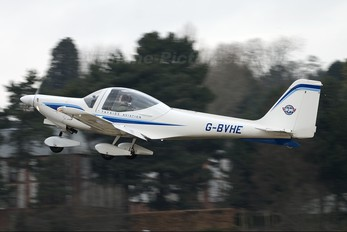 G-BVHE - Tayside Aviation Grob G115 Tutor T.1 / Heron