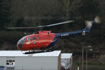 G-BUXS - Northern Lighthouse Board MBB Bo-105DBS