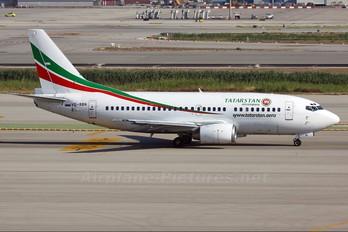 VQ-BBN - Tatarstan Boeing 737-500