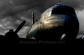 N44914 - Aces High Douglas C-54B Skymaster
