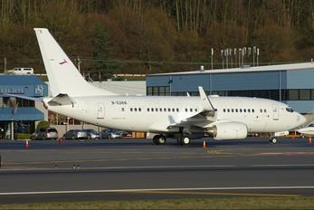 B-5266 - Deer Jet Boeing 737-700 BBJ