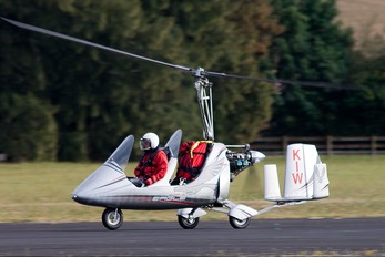 ZK-KIW - Private AutoGyro Europe MT-03