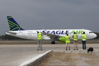 OM-HLD - Seagle Air Airbus A320