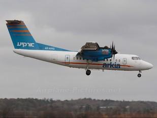 4X-AHG - Arkia de Havilland Canada DHC-7-100 series