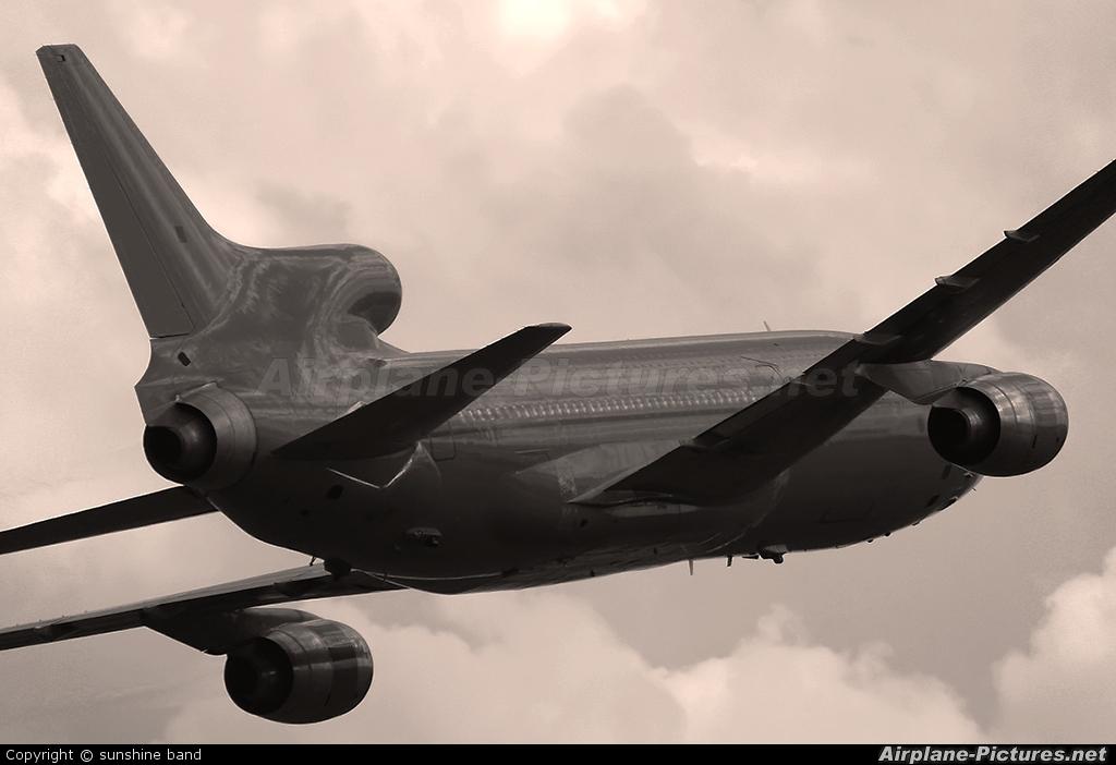 Royal Air Force ZE705 aircraft at Waddington