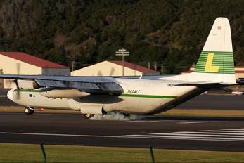 N404LC - Lynden Air Cargo Lockheed L-100 Hercules