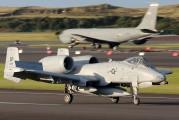 80-0275 - USA - Air Force Fairchild A-10 Thunderbolt II (all models) aircraft