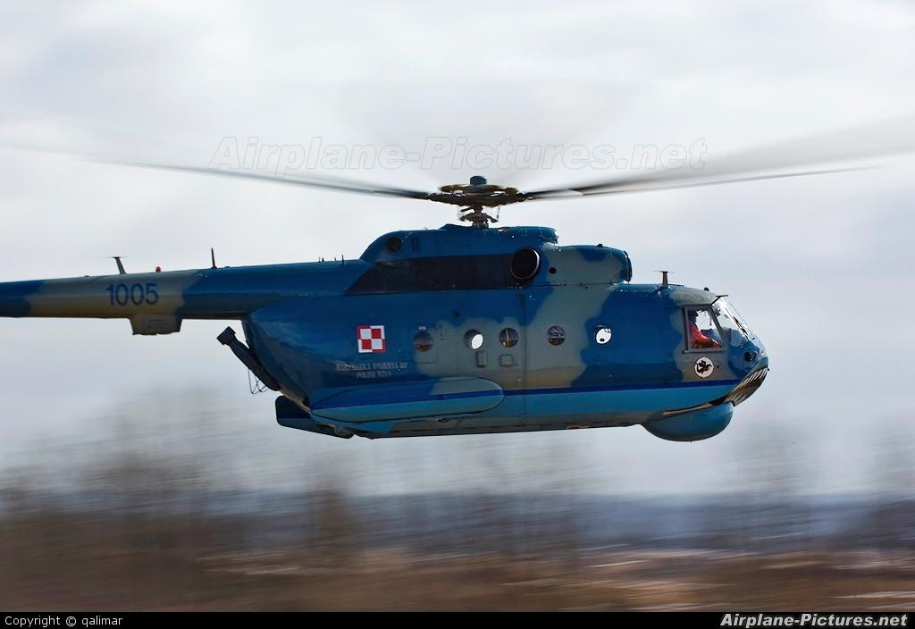 Poland - Navy 1005 aircraft at Off Airport - Poland