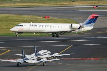 N471CA - Delta Connection - Comair Canadair CL-600 CRJ-200