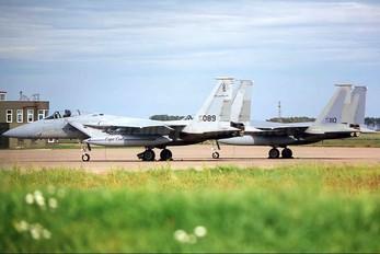 77-0089 - USA - Air Force McDonnell Douglas F-15C Eagle