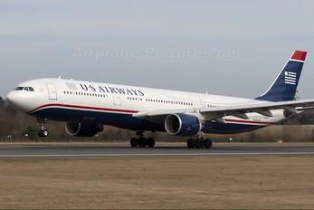 N271AY - US Airways Airbus A330-300
