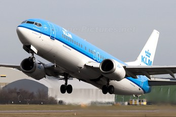 PH-BPC - KLM Boeing 737-400