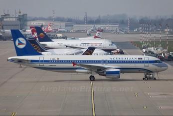 D-ABDJ - Azerbaijan Airlines Airbus A320