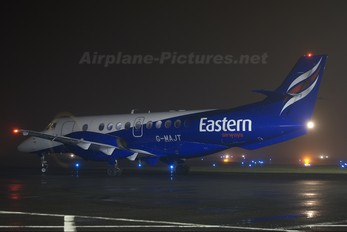 G-MAJT - Eastern Airways Scottish Aviation Jetstream 41