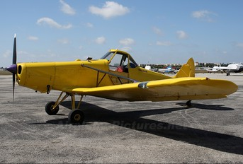 N138AB - Private Piper PA-25 Pawnee