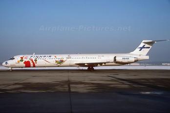 OH-LMN - Finnair McDonnell Douglas MD-82