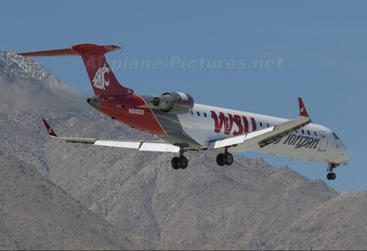N616QX - Horizon Air Canadair CL-600 CRJ-701