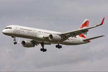 G-BPEJ - British Airways - Open Skies Boeing 757-200