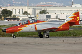 E.25-69 - Spain - Air Force : Patrulla Aguila Casa C-101EB Aviojet