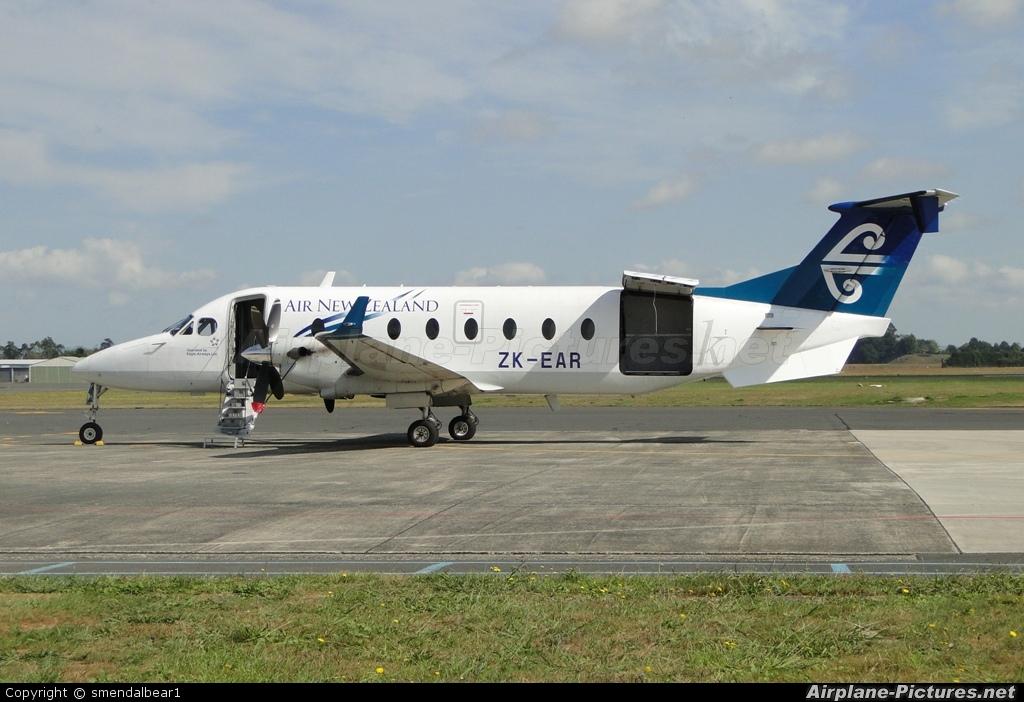 Air New Zealand Link - Eagle Airways ZK-EAR aircraft at Hamilton